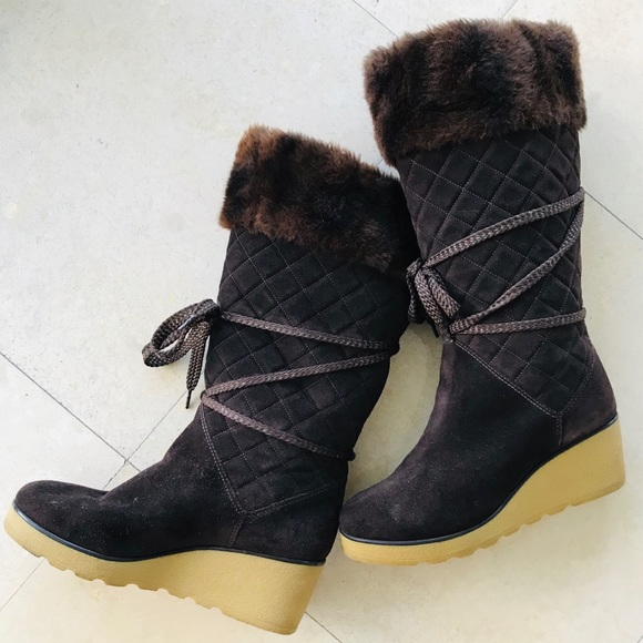 most comfortable winter shoes